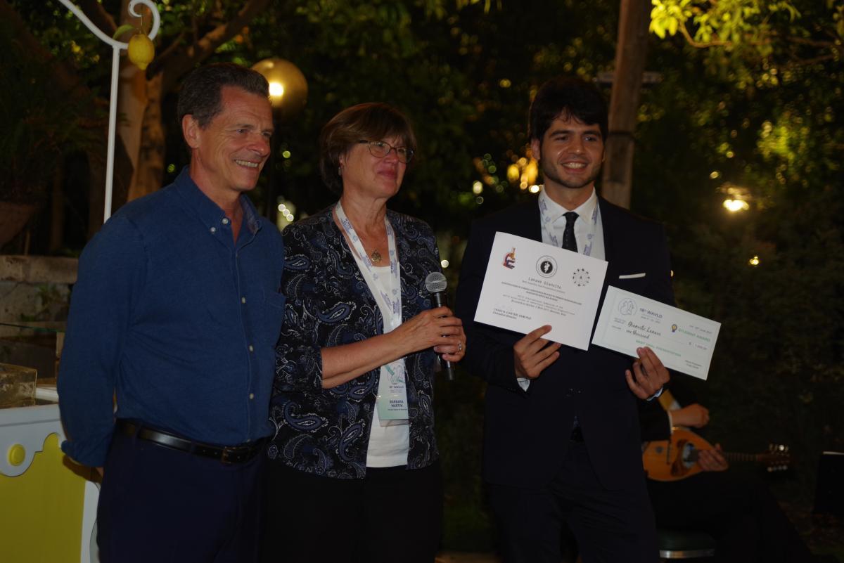 2017 Award Recipients   World Association of Veterinary